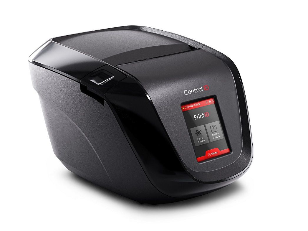 Impressora Térmica PrintiID Touch ControlID