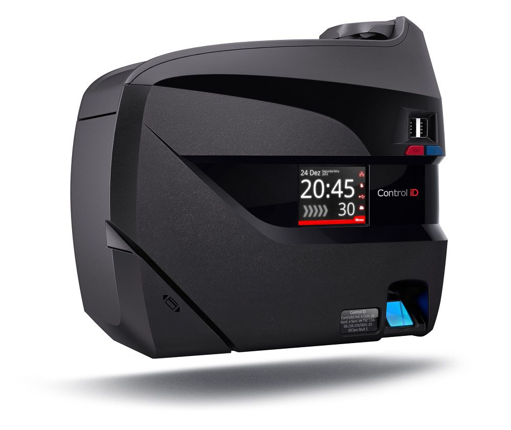 Relógio Eletrônico de Ponto IDClass 373 ControlID