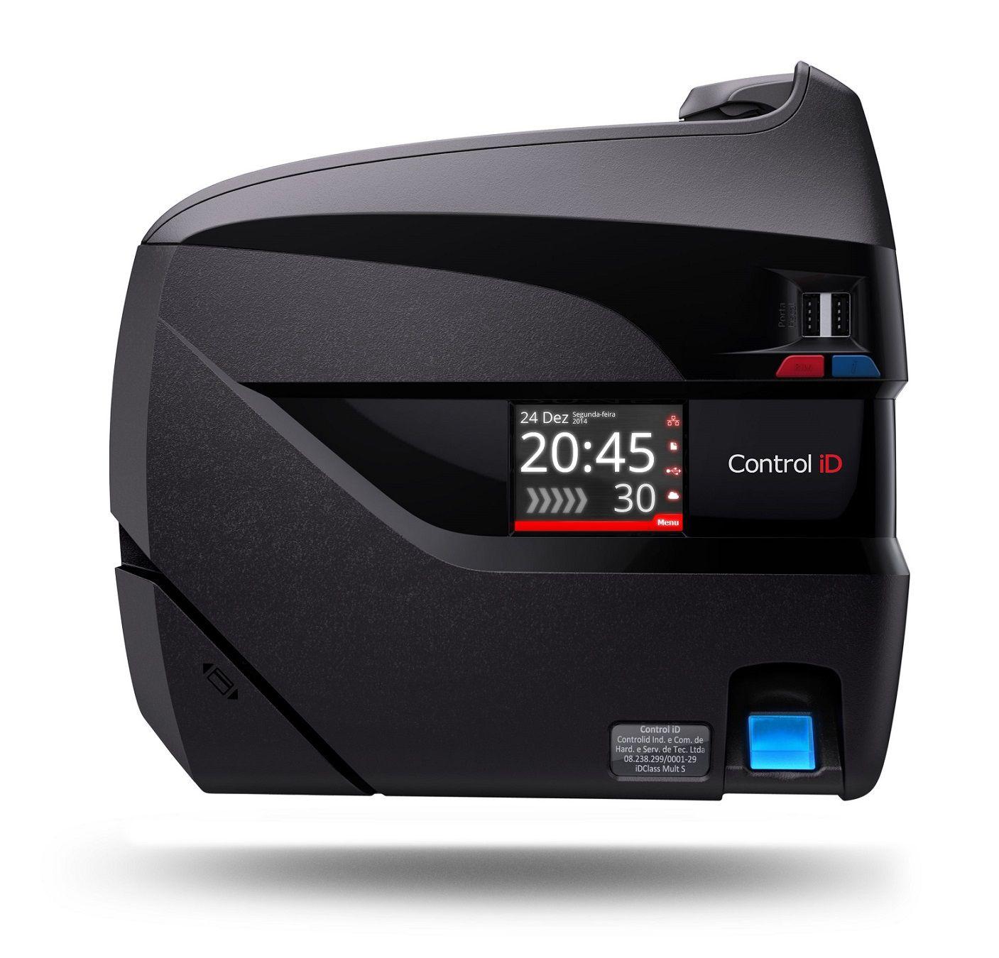 Relógio Eletrônico de Ponto IDClass ControlID