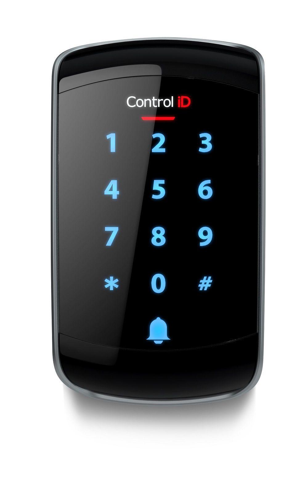 Teclado Capacitivo e Leitor de Proximidade IDTouch ControlID