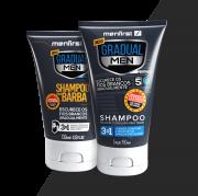 Combo Shampoo Gradual Men