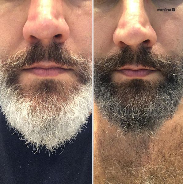 Shampoo Gradual Men (Barba)