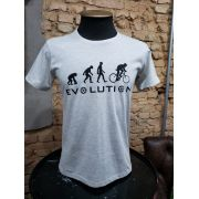 CAMISETA MESCLA BANANA - EVOLUTION