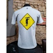 CAMISETA MESCLA BANANA - SURF ZONE