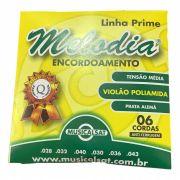 Encordoamento Violão Nylon Melodia