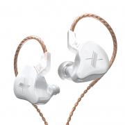 Fone de ouvido KZ EDX Branco