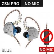 Fone de ouvido KZ Zsn Pro Azul