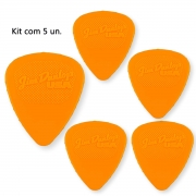 kIT 5 Palheta Dunlop 0.67 mm Nylon