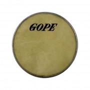 Pele Gope Couro 8 polegadas Banjo
