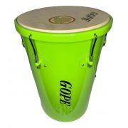 Rebolo Gope Conico 12 pol 45 cm Verde Limao