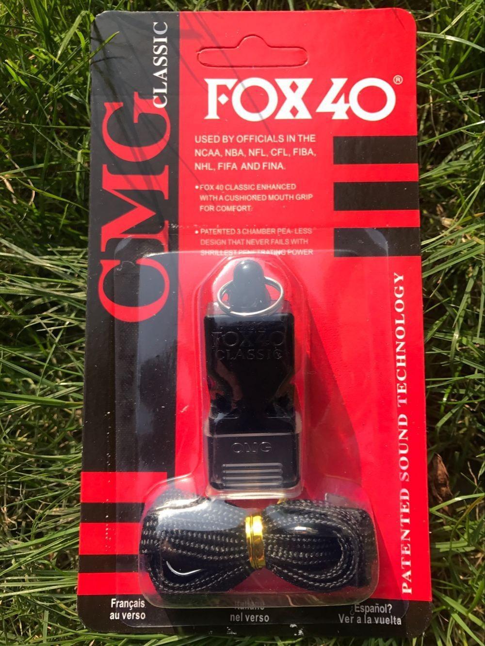 Apito Fox 40 Classic Profissional