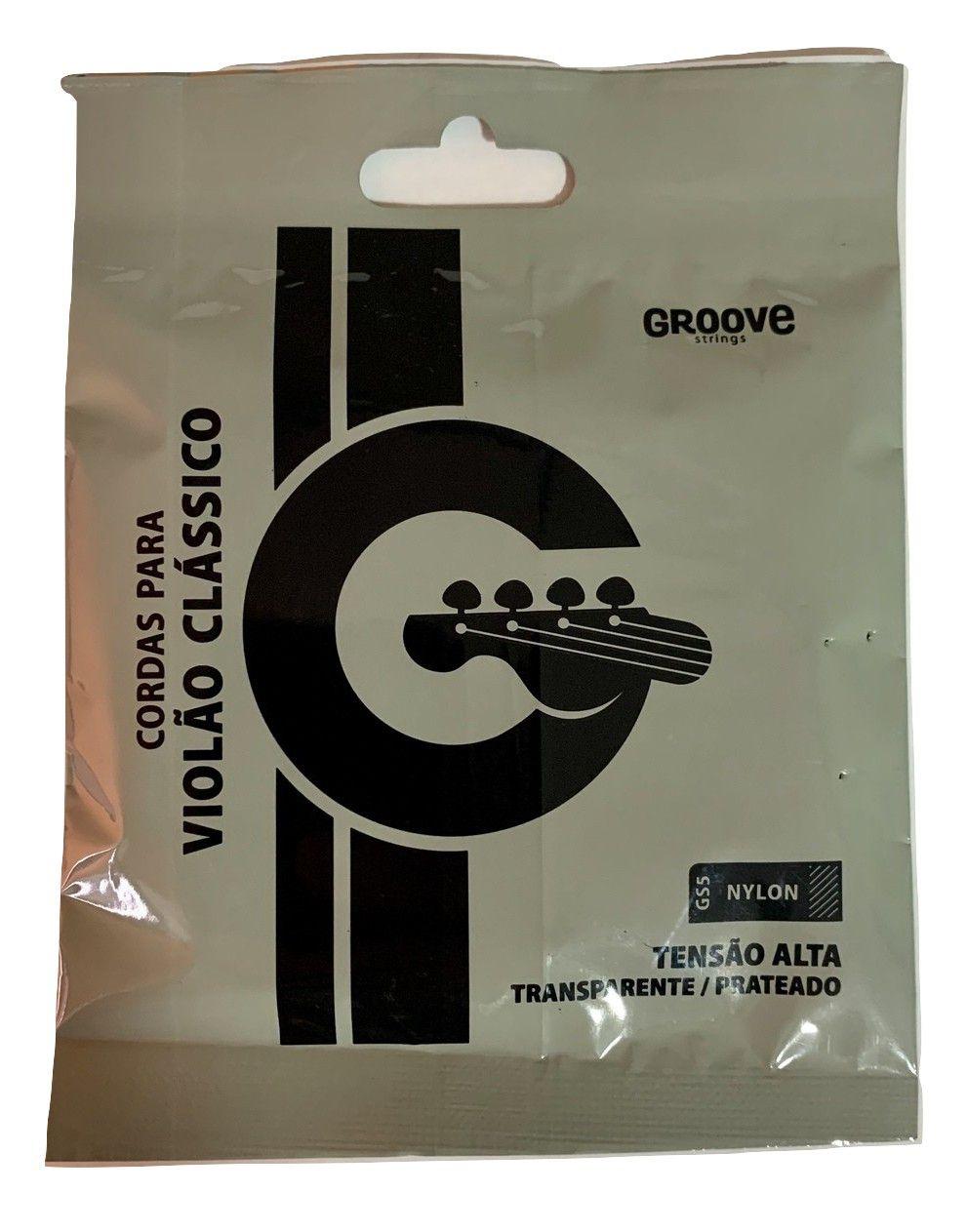 Encordoamento Violão Nylon Groove GS5