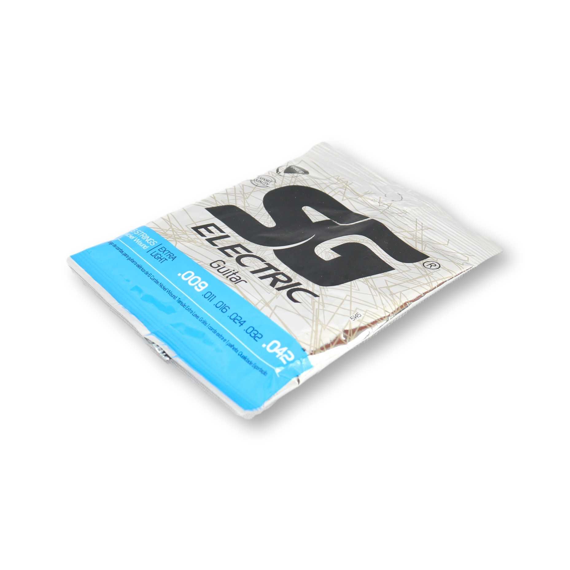 Encordoamento Guitarra SG 009 5145 kit c/ 5