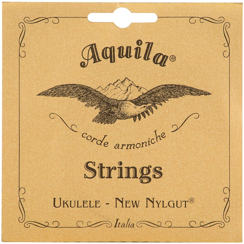 Encordoamento Ukulele Aquila 9U Concert New Nylgut Low G