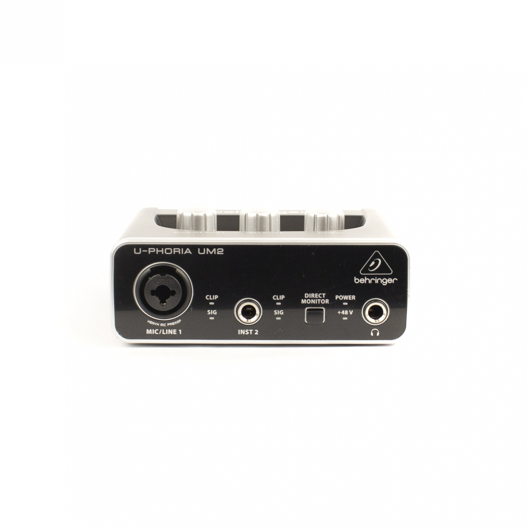 Interface de áudio Behringer U-Phoria UM2