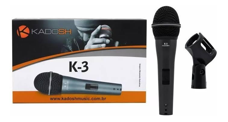 Microfone Kadosh K-3
