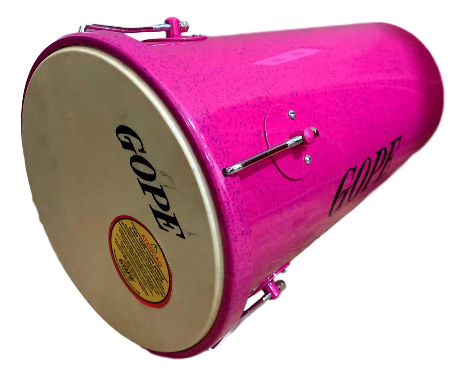 Rebolo Gope Conico 10 pol 45 cm Rosa