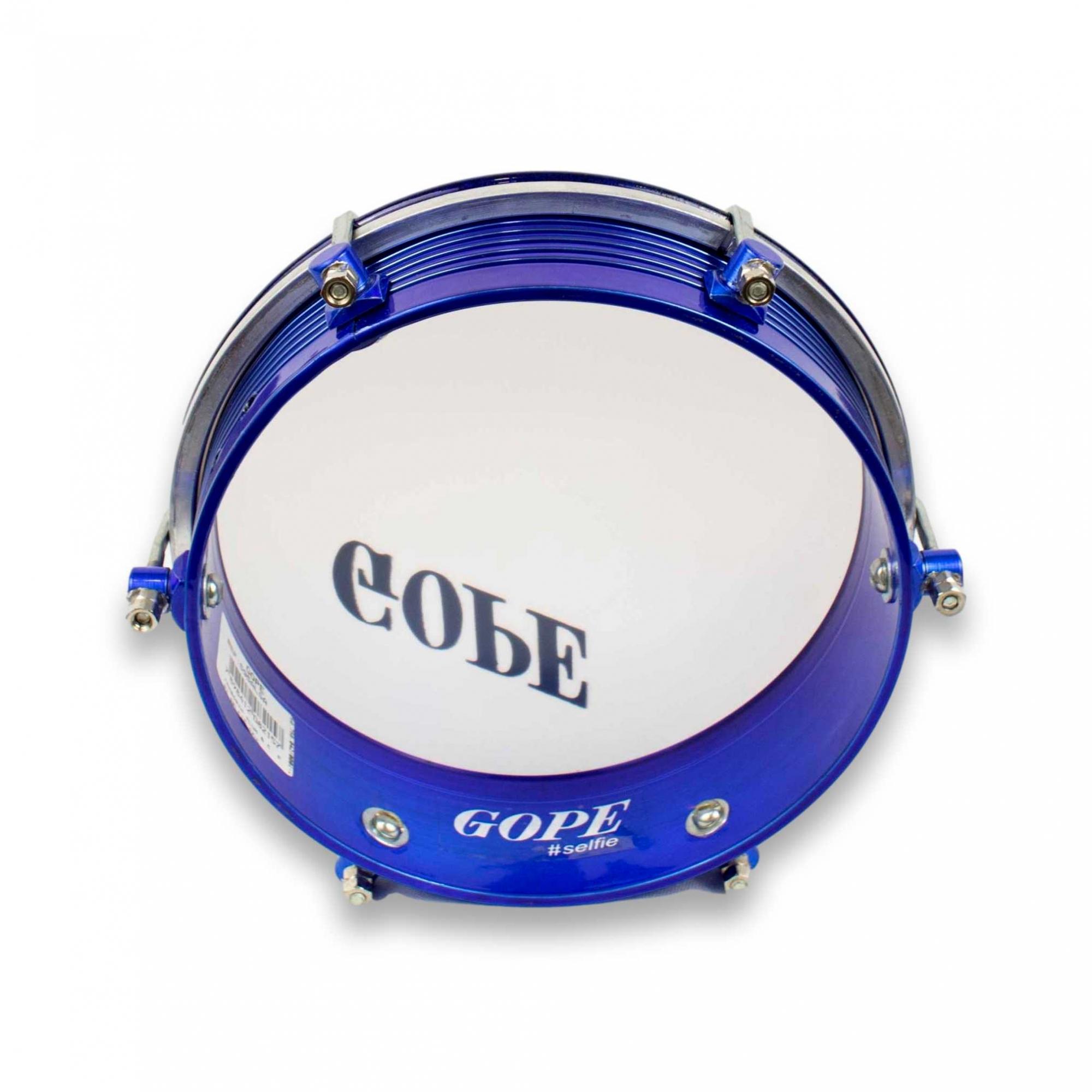Tamborim Gope 6 Pol Selfie Azul