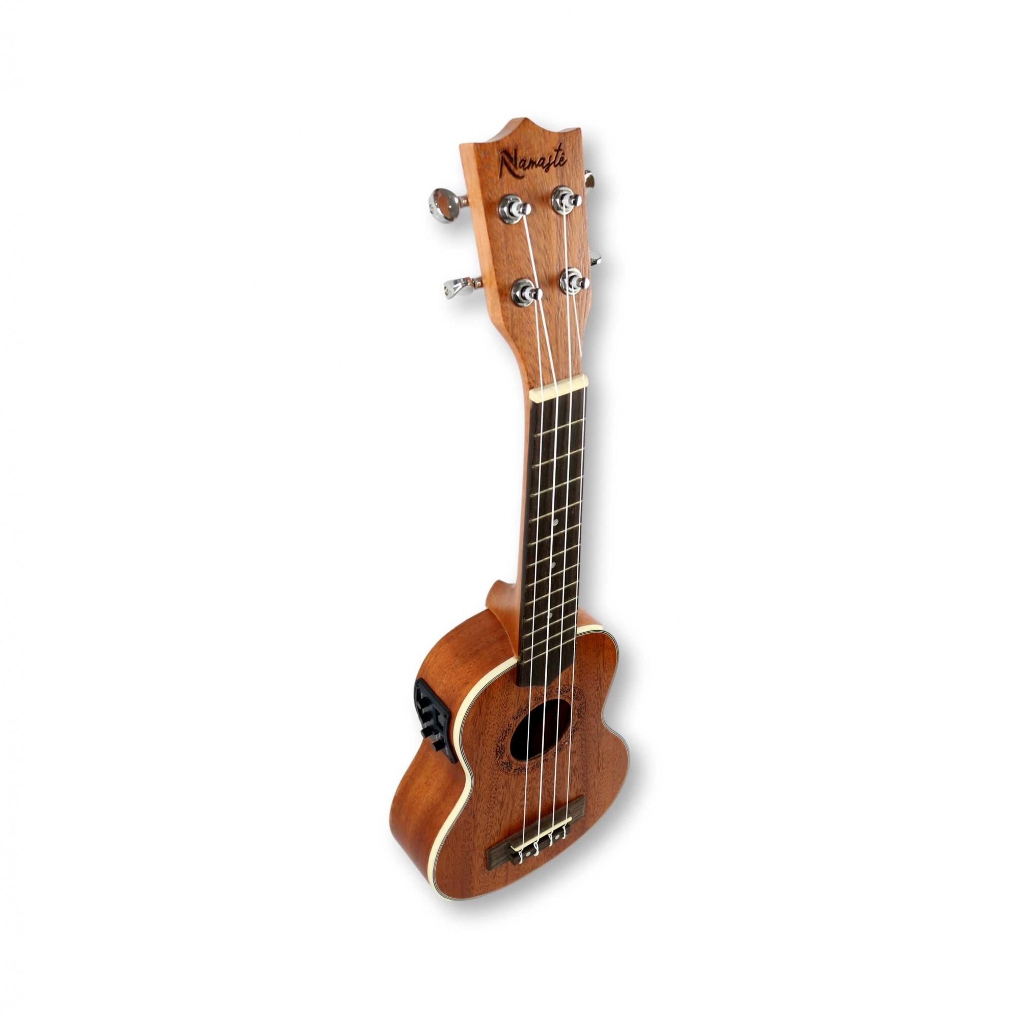 Ukulele Namaste Concerto NU23MGQE Elétrico
