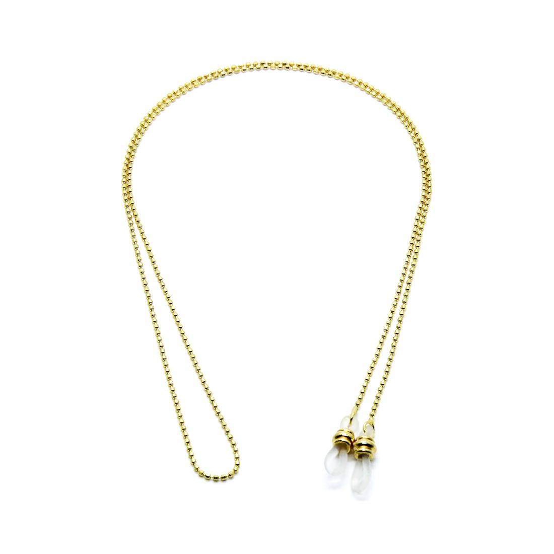 Corrente Especial 5058 1.5 62cm Cor Ouro