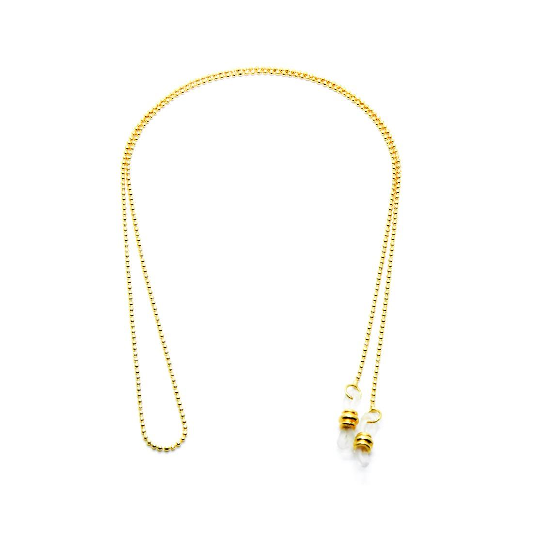 Corrente Especial 5063 62cm Cor Ouro