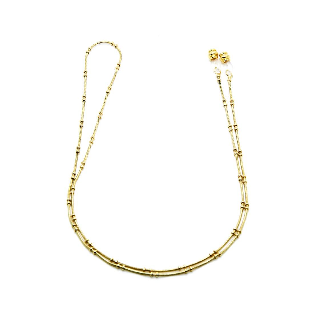 Corrente Especial 5278 62cm Cor Ouro