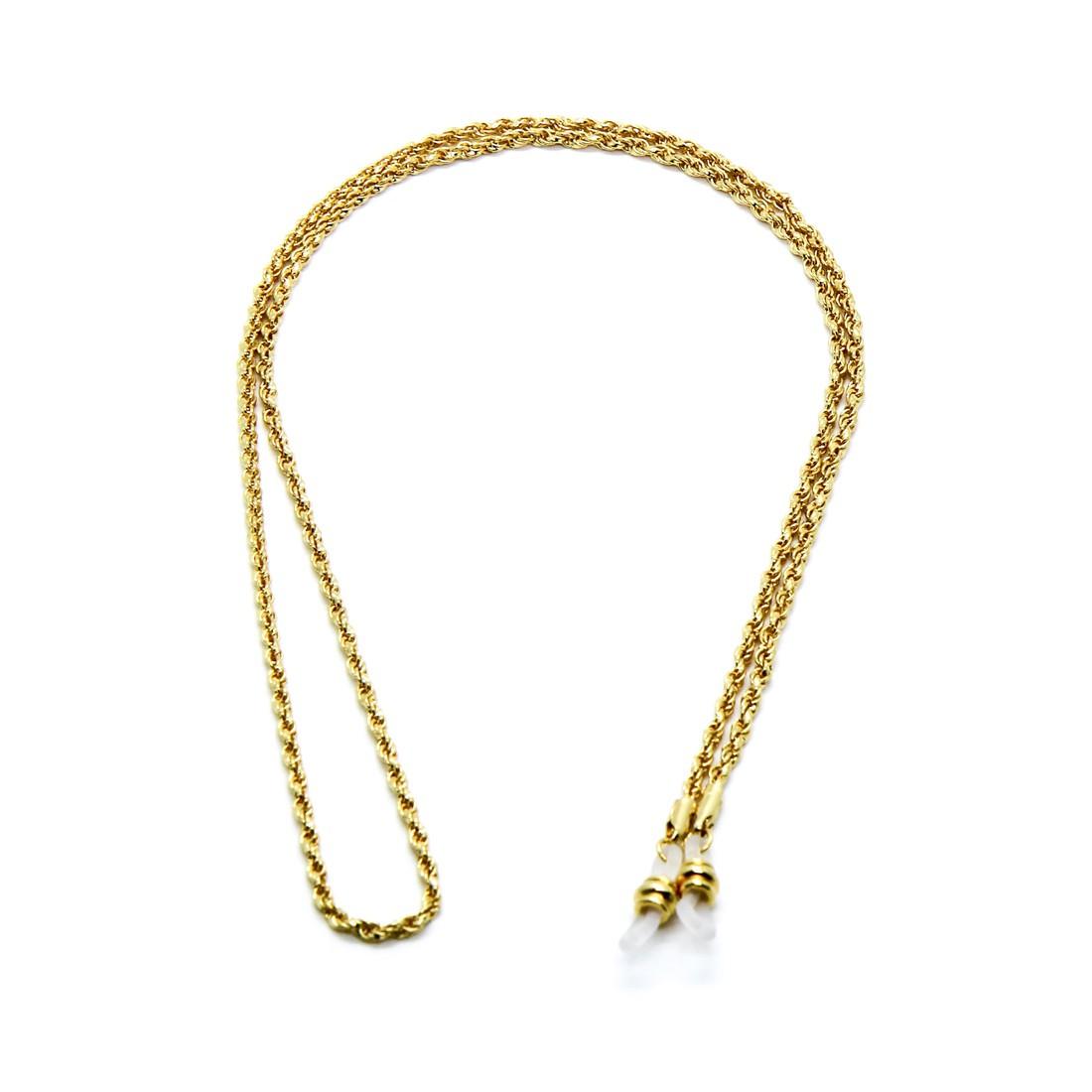 Corrente Especial 865 62cm Cor Ouro