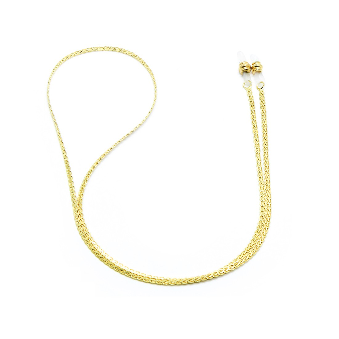 Corrente Especial L3333 62cm Cor Ouro