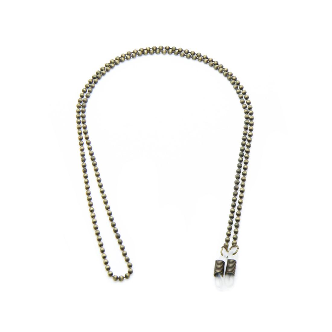 Corrente Metal B 03462cm Cor Ouro