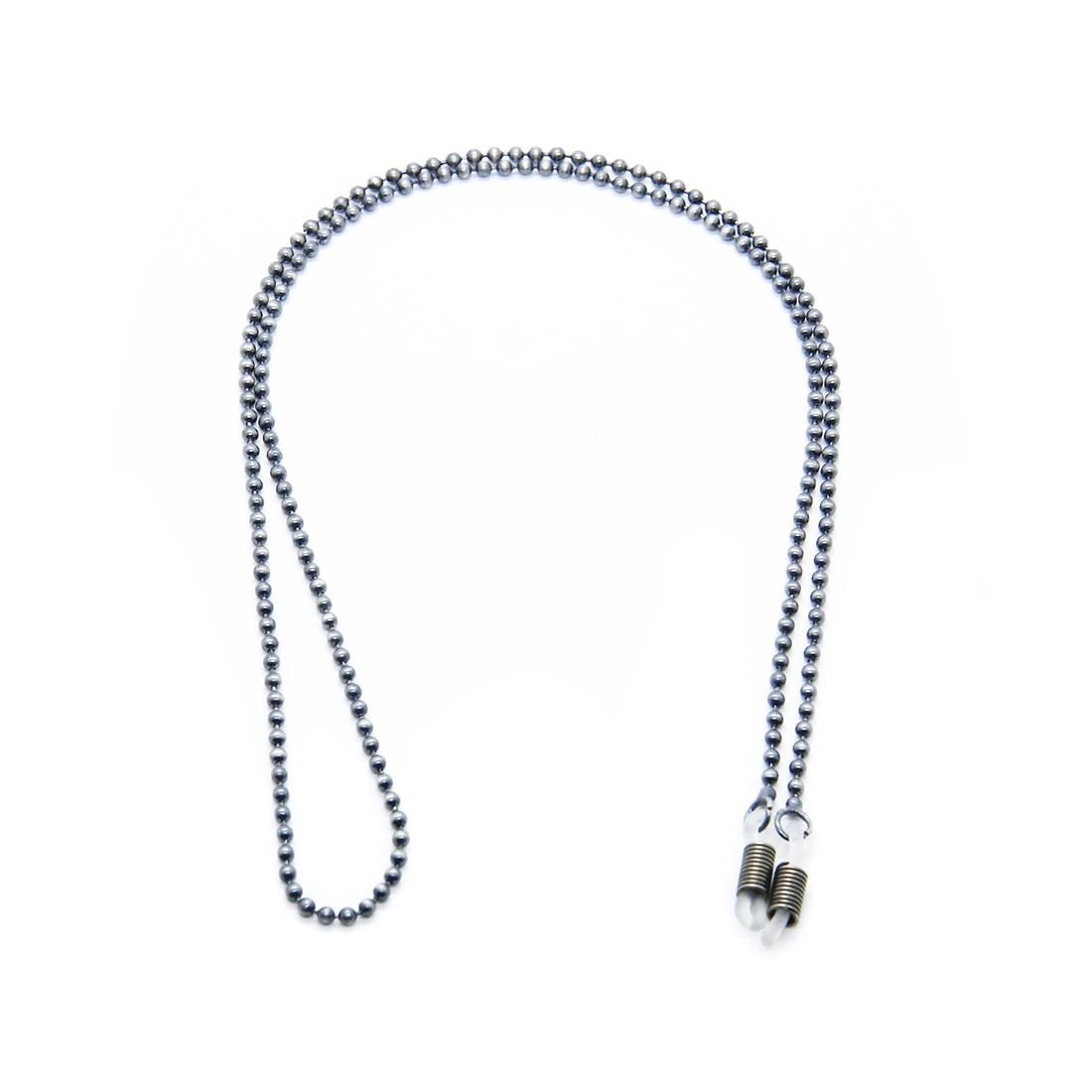 Corrente Metal B 03462cm Cor Prata