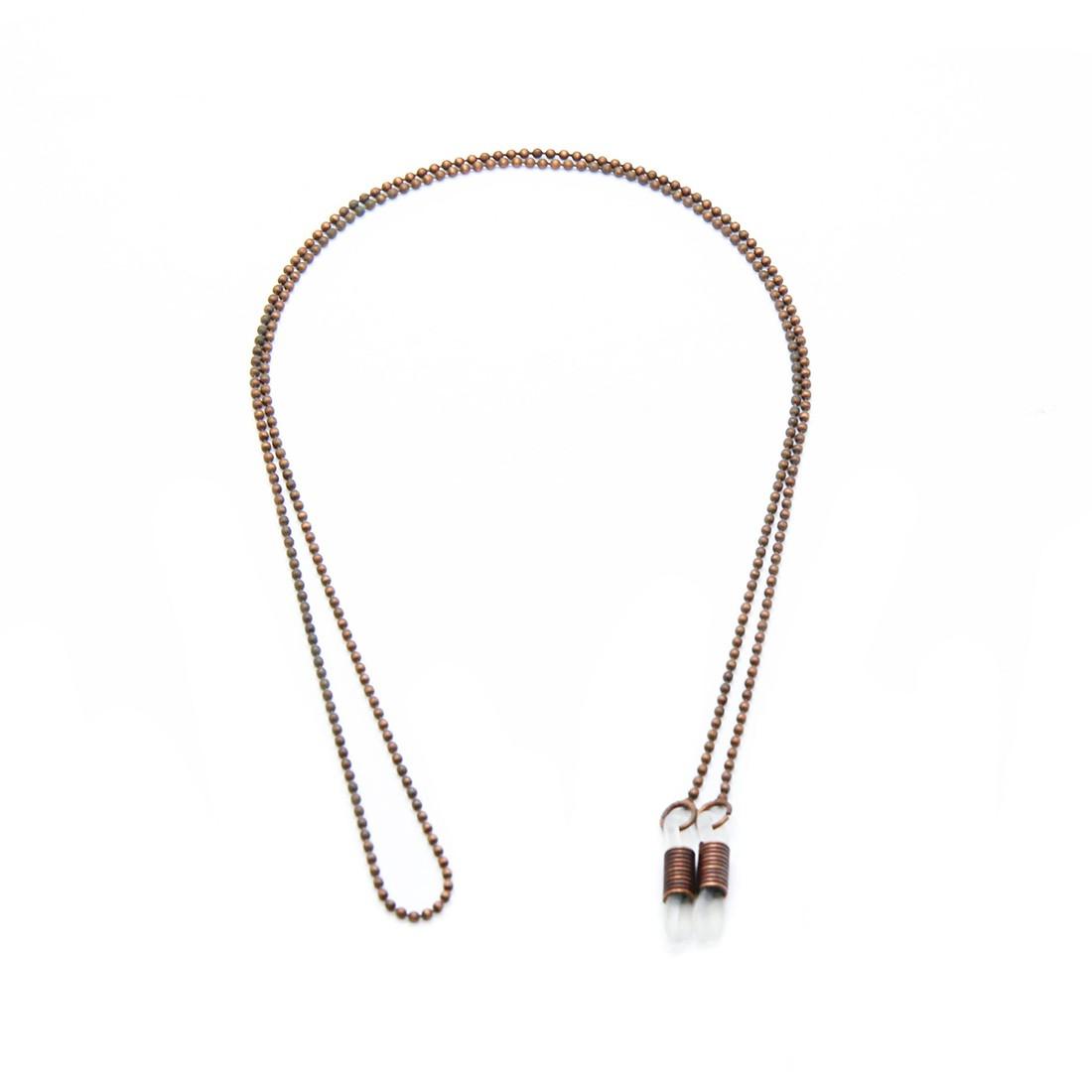 Corrente Metal B 1800 62cm Cor Cobre