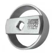 """Chave com Encaixe de 15 Lados e 80mm para Filtro de Óleo - Encaixe de 1/2"""" - RAVEN 101042"""