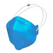 Máscara Descartável - Respirador Purificador de Ar PFF2 S/V - 20UN