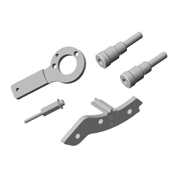 Conjunto de Ferramentas para Sincronismo dos Motores - RAVEN 141505