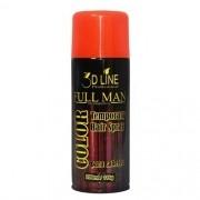 3D - Full Man Spray Color Laranja 200ml