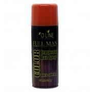3D - Full Man Spray Color Vermelho 200ml