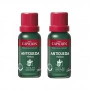Capicilin - ANTIQUEDA - 2 Unidades Tônicos Capilar Queda 20ml