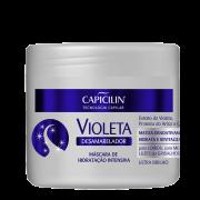 Capicilin - VIOLETA - Máscara Hidratante 350g