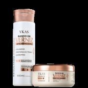 Kit YKAS Banho de Verniz Duo (2 Produtos)