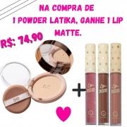 Latika - Powder Bege Médio