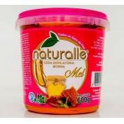 Naturalle - Cera Depilatória - Mel 600g