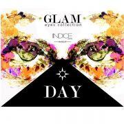 Paleta de Sombra Glam Day 02 Com 5 Cores