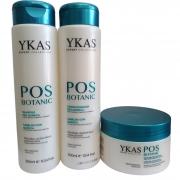 Ykas - Kit Botânico Pós Progressiva