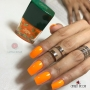 Latika - Esmalte Cactus Orange Fever