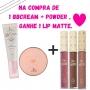 Latika Powder Bege Médio + BB Cream Bege Médio
