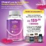 Love UP Gum Vitamin - 3 Potes com 60 unid. cada - Compre e Ganhe um Brinde!!!