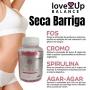 Voken - Love Up Seca Barriga 360 Capsulas
