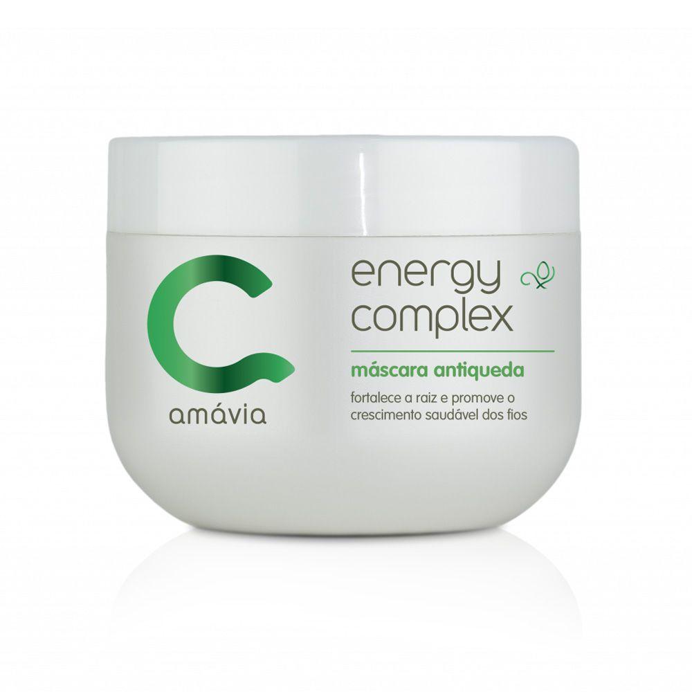 Amávia - Energy Complex Mascara Antiqueda 300g