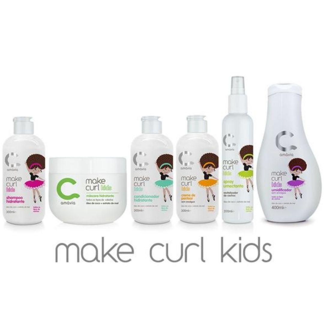 Amávia - Kit Make Curl Kids (Infantil )
