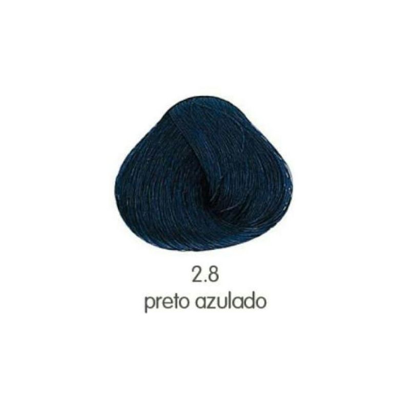 Amávia - Make Color 2.8 PRETO AZULADO 50G
